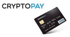 Envoyez vos Bitcoins gratuitement vers votre carte bancaire Cryptopay !